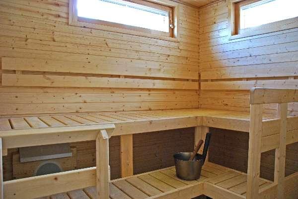 Vuokramökki 3 h + tupakeittiö + sauna, Hämeenkyrö