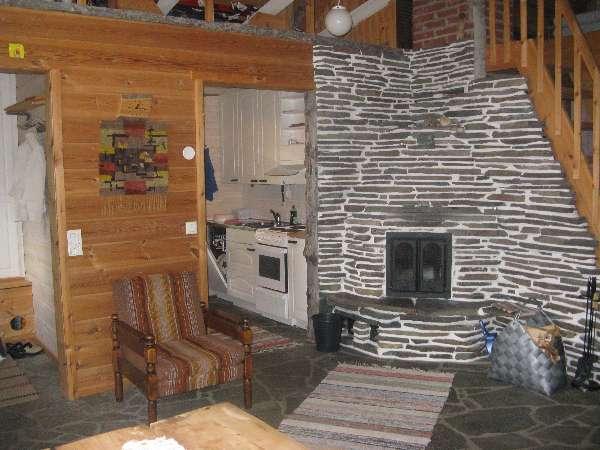 Vuokramökki 1 h + tupakeittiö + sauna, Kittilä