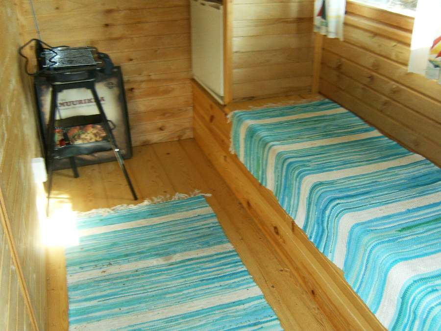 Kesämökki 1 h + tupakeittiö + sauna, Merikarvia