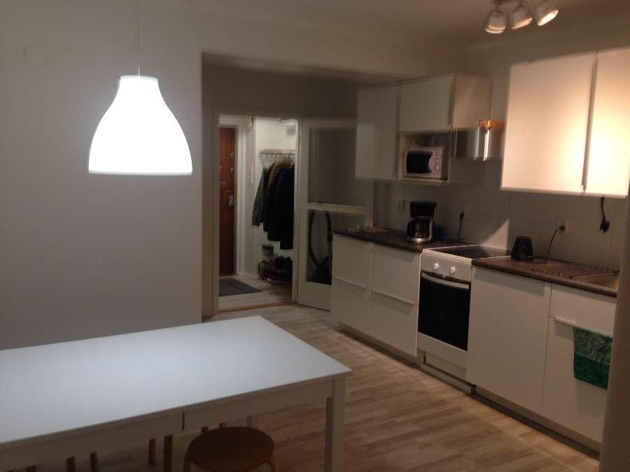 Kerrostalo 1 h + keittiö, Lahti