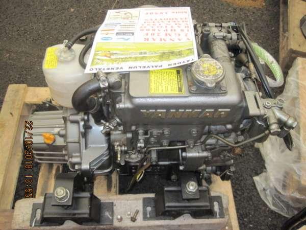 Venemoottori Yanmar 2GM20F