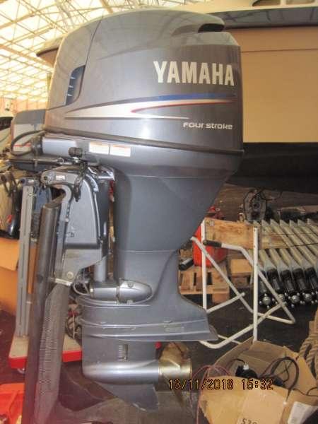 Venemoottori Yamaha F115AETX