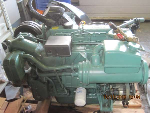 Venemoottori Volvo AQAD 31