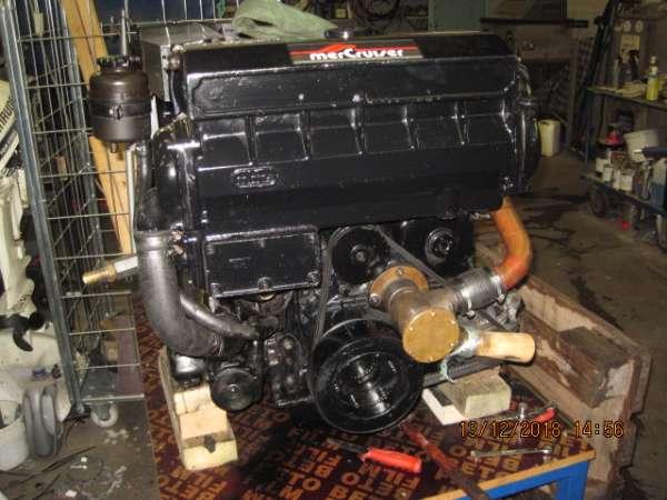 Venemoottori Mercruiser 4.2L 220hp TD