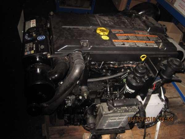 Venemoottori Mercruiser 2.8L TD 165hp
