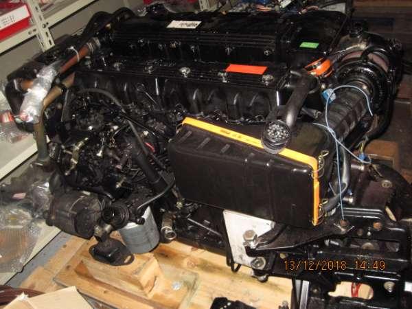Venemoottori Mercruiser 3.6L 636 TD 180hp
