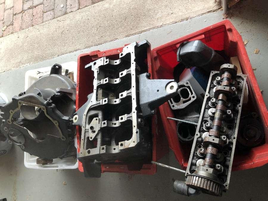Venemoottori OMC Cobra 2.3
